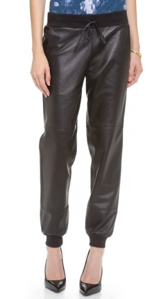 Elizabeth and james Kacey Leather Pants