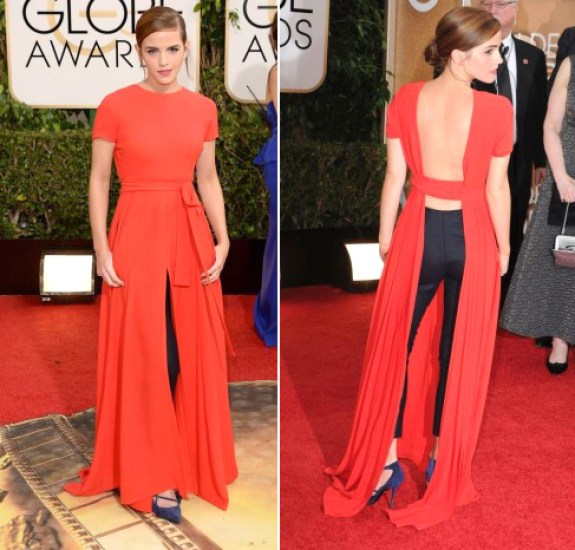 Emma-Watson-in-Christian-Dior-Couture-BellaNaija-Style-2014-Golden-Globe-Awards-January-2014-BellaNaija-600x466