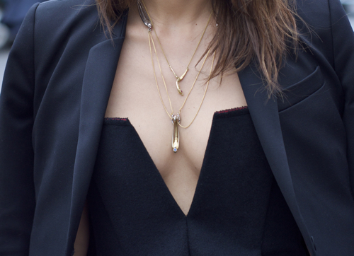 Christine Centenera Layered Necklaces