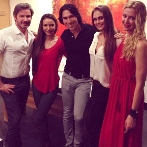 VT Team, Andrea and Tanya in Miami