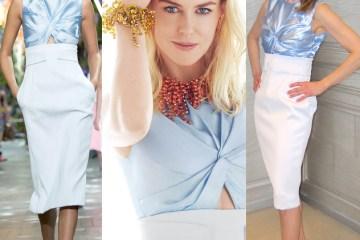 Dior Spring/Summer 2014 Look