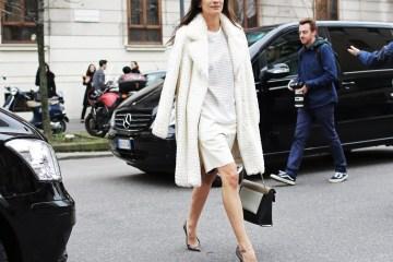 Milan Fashion Week Street Style | Visual Therapy