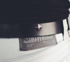 Levi's 510 Grey Jeans