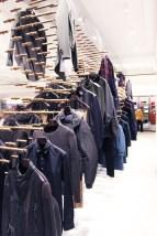 Selfridges London men's designer space