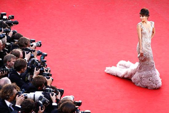 Eva Longoria in Cannes, 2012