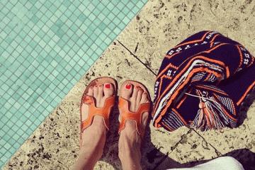 Hermes Sandals Instagram