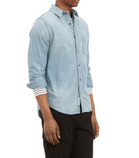 "1. Rag & Bone ""Moonshine Classic"" Shirt"