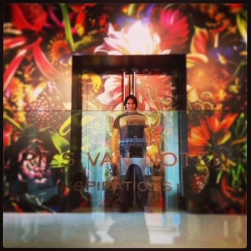 Dries Van Noten Exhibition Paris