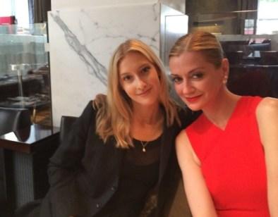 Chloe of Perrin Paris and Lisa Marie McComb