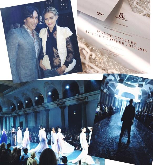 Ralph Russo Haute Couture  Olivia Palermo