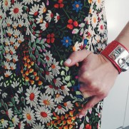 Melinda Knight Valentino Dress