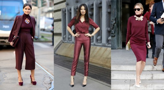 Fall Trend: Cordovan Street Style