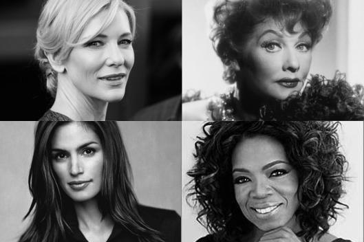 25 famous women on aging
