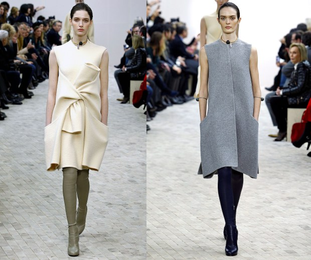 Celine fall 2013 over the knee boots