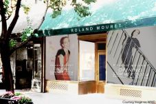 Shop Spotlight: Roland Mouret's First U.S. Store