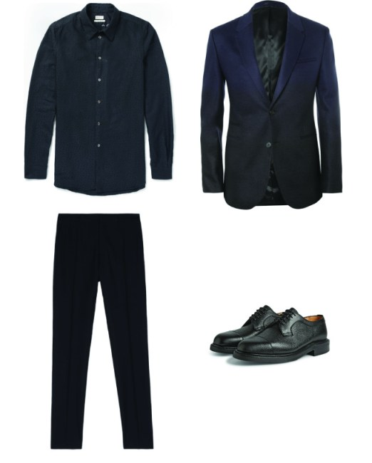 Men's Style: Step Up Your Thanksgiving Look
