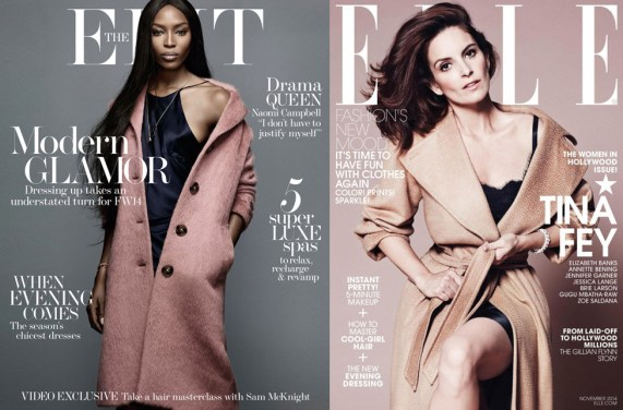 Edit and Elle Cashmere Coats