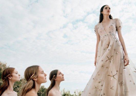 Spring Ad Campaigns: Valentino
