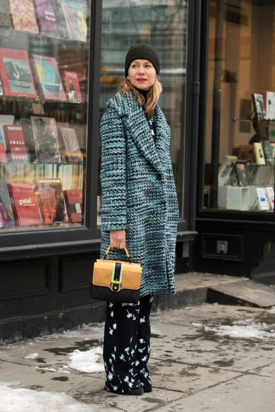 Style Tip: Beat The Cold Weather In Style