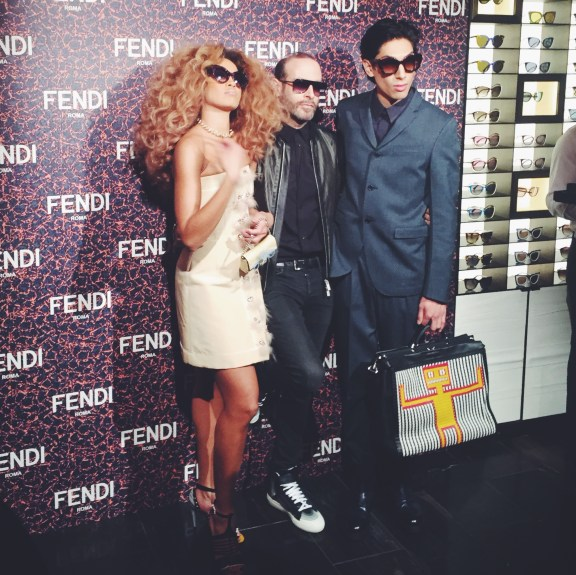 Lion Babe, Thierry Lasry and The Misshapes