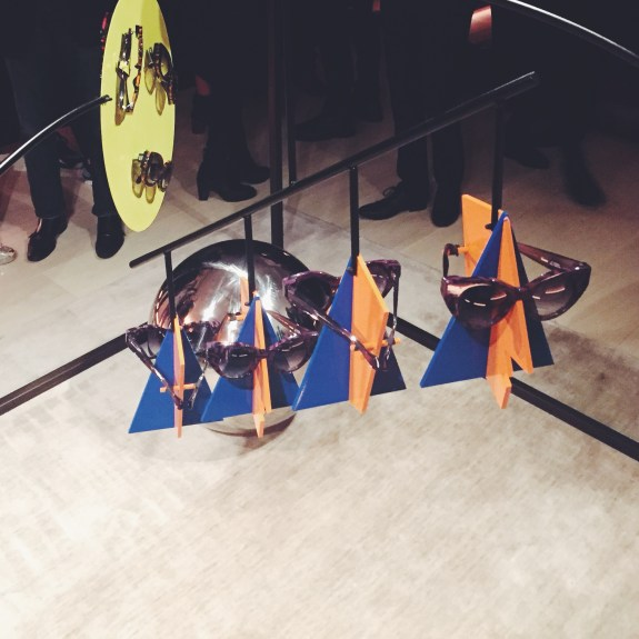 Fendi Thierry Lasry Launch Party