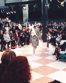 Paris Fashion Week Diary: Celine Fall 2015