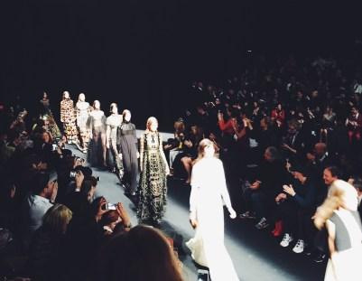 Paris Fashion Week Diary: Valentino Fall 2015