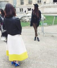 Paris Fashion Week Diary: Giambattista Valli Fall 2015