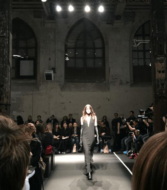 Ann Demeulemeester Paris Fashion Week Fall 2015