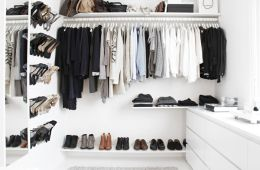 closet organization | visual therapy