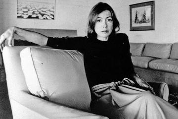 Joan-Didion style