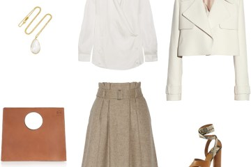 Work It: How To Wear The 70s Trend To The Office