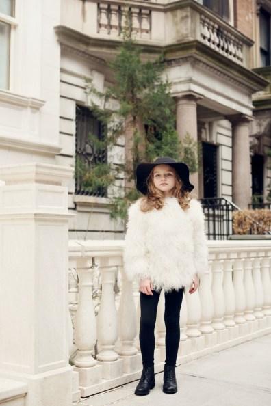 Enfant Street Style by Gina Kim - Kids Street Style