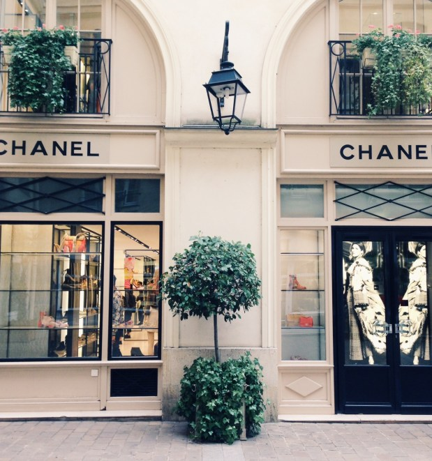 Paris shopping diary   Chanel