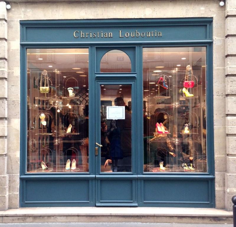 Paris shopping diary | Louboutin
