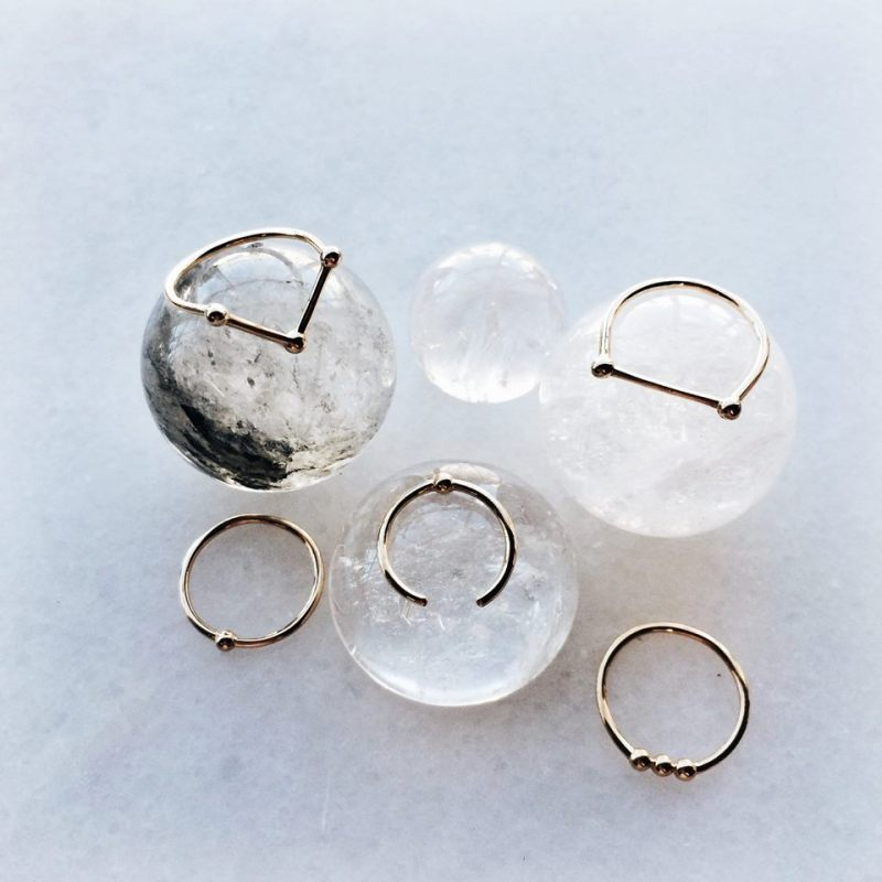 Maniamania The Constellation Ring Set