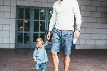 Hello his stylish father