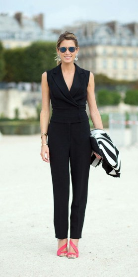 Work It The Jumpsuit You Can Wear To The Office Visual Therapy