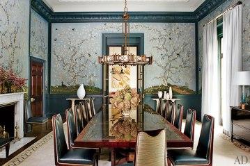 VT Home: Designer Dining