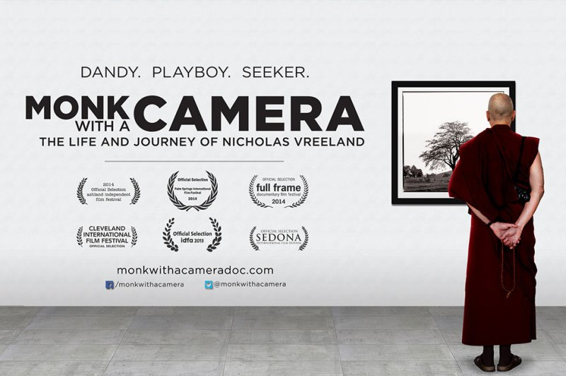 monk with a camera netflix
