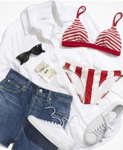 Style Tip: 7 Things To Pack This July 4th Weekend