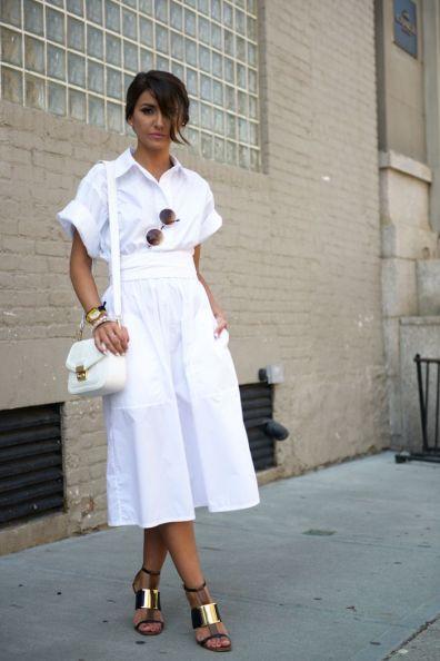 white-shirtdress-and-skirt