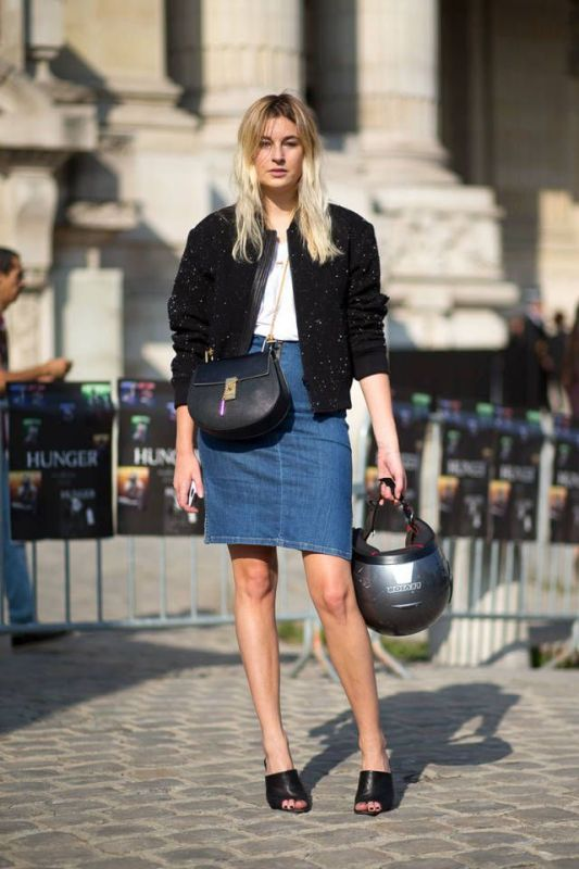 Work It: Yes, You Can Wear Denim To The Office