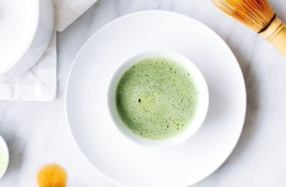 Matcha latte nutrition stripped