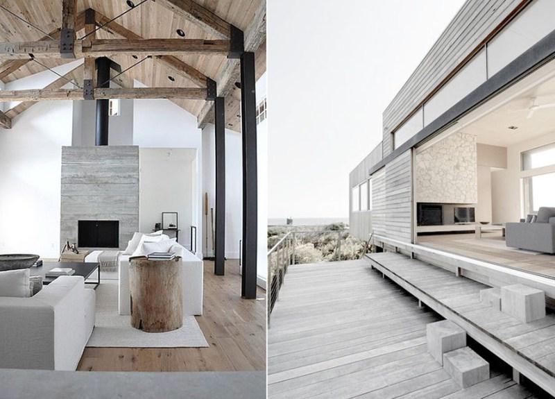 vt home beach house - home design