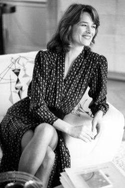 Charlotte Rampling young style fashion 1970s
