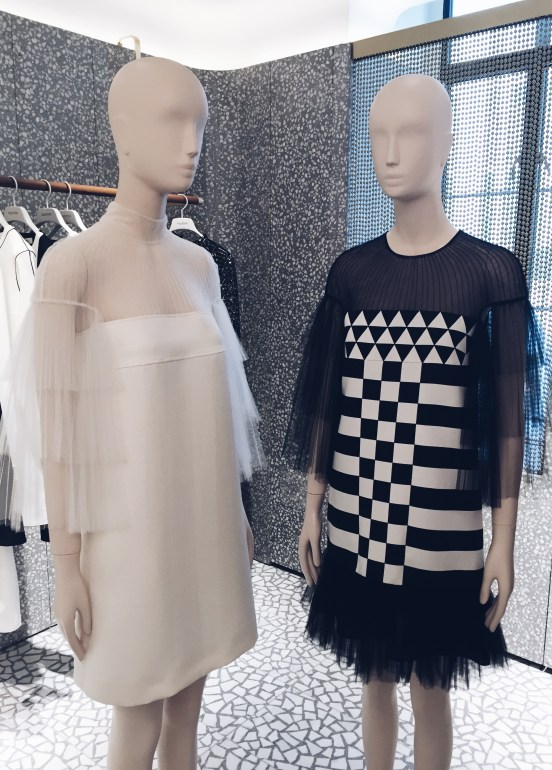 Valentino Bergdorf's Black and White