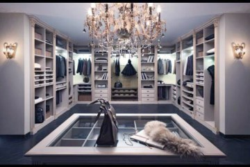 Dream closet home design