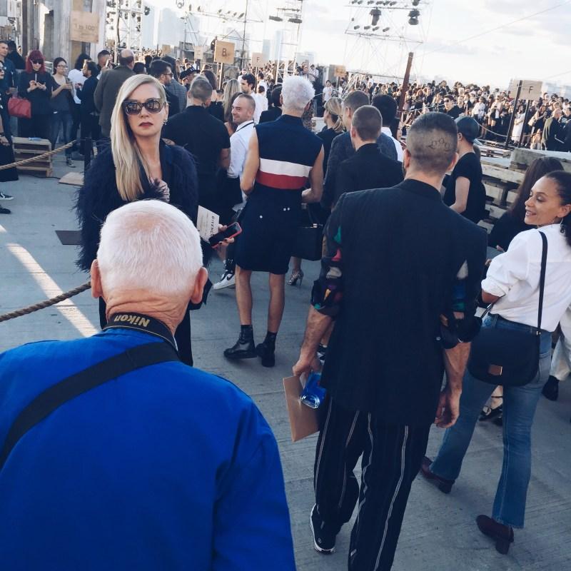 Givenchy Spring 2016 Show NYFW