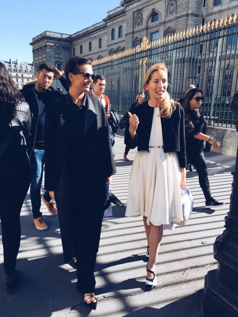 Dior SS 2016 Show Paris Fashion Week